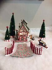"""DEPT. 56 NORTH POLE SERIES """"SWEET ROCK CANDY CO."""""""