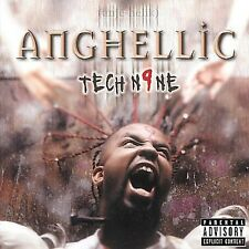 Anghellic - Tech N9ne (2003, CD NEU) Explicit Version