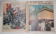 1937 Umberto di Savoia silos Foggia Formia Hitler Guerra di Spagna Santander di