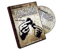 Flying Tonight Christopher Congreave Gary Jones Close Up Street Coin Magic 3 Fly