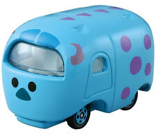 Takaratomy Tomica Disney Motors Tsum Tsum Mini Car Figure Toy - Sulley Sullivan