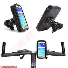 1A Fahrrad Halterung Wasserdicht Handy Halter Tasche Holder für Uhappy UP550