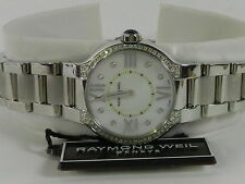 "Raymond Weil Women's 5927-STS-00995 ""Noemia"" Stainless Steel Watch"