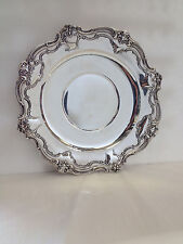 "ANTIQUE  #746 GORHAM  CHANTILLY DUCHESS  STERLING SILVER  PLATE TRAY 10"" GENUINE"