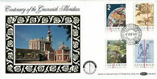 26 JUNE 1984 GREENWICH MERIDIAN BENHAM BLS 5 FIRST DAY COVER GREENWICH SHS
