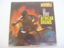 THE GUY WARREN SOUND - AFRICAN DRUMS - LP