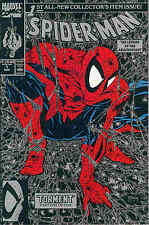 Spiderman # 1 (Todd McFarlane, Silver Edition) (Estados Unidos, 1990)