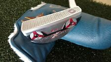 Odyssey Metal X Milled 9HT 35 Inch Black Shaft Putter w Headcover
