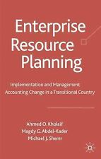 Enterprise Resource Planning: Implementation and Management Accounting Change in