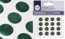 Stick-It Felt Protective Green Pads Ornaments, Figurines, Glass & Ceramics 32pkg
