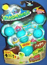 CRASHLINGS Series 1 SEA LIFE 10 Figure  JUMBO POPPING METEOR Ages 5+ NIB