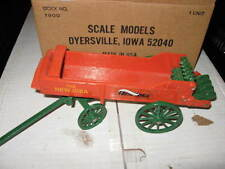1/16 old New Idea manure spreader, 100th anniversary 1999, NICE!, Hard to find