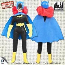 "DC Comics Retro mego ""First Appearances"" Series 1 Removable Cowl Batgirl 8""inch"