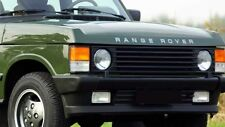 *** Range Rover Classic Decal Set - Bonnet & Tailgate NIMBUS GRAPHITE GREY***