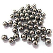 Catapult Slingshot Ammo 12mm Steel Balls. Pack of 100 Steel Ball Bearings