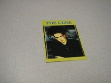 THE CURE CARTE POSTALE EEC 1421