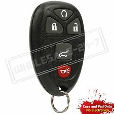 Replacement For 2008 2009 2010 2011 Buick Enclave Key Fob Remote Shell Case