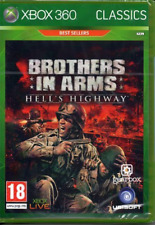 Xbox-Brothers in Arms: Hell's Highway (Classics)/X360  GAME NUOVO
