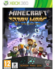 NEW SEALED Xbox 360 MINECRAFT STORY MODE. QUICK 1st Class Recorded Delivery