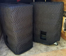 YORKVILLE PSA1S Sub Cabinets Custom Premium Padded Speaker COVERS (2)