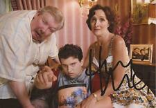 HARRY POTTER: HARRY MELLING 'DUDLEY DURSLEY' SIGNED 6x4 ACTION PHOTO+COA