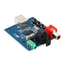 PCM2704 USB DAC to S/PDIF HiFi Sound Card Decoder Board 3.5mm Analog Output