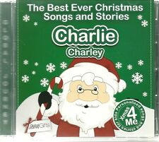 CHARLIE / CHARLEY THE BEST EVER CHRISTMAS SONGS & STORIES PERSONALISED CD