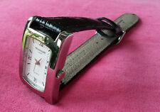 """BERGMANN """" MAGNUM 1930 """" - Damen Armbanduhr / Uhr - Lederarmband Quartzuhrwerk"""