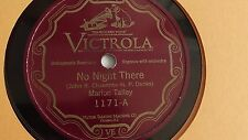 Marion Talley- 78rpm single 10-inch – Victrola #1171