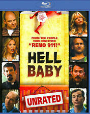 Hell Baby (2013) - Used - Blu-ray