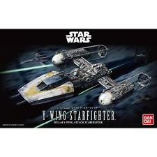Star Wars 1/72 Y-wing Star fighter Plastic Model Bandai