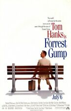 Forrest Gump movie poster : 11 x 17 inches Tom Hanks poster