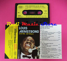 MC LOUIS ARMSTRONG AND HIS ALL STARS 1983 italy JOKER MC 3863 no cd lp dvd vhs