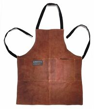Fox Run Outset F240 Leather Grill Apron