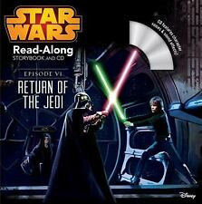 Read-Along Storybook and CD: Star Wars: Return of the Jedi Read-Along...