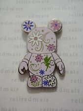 AUTHENTIC Disney Vinylmation Park #5 TINKER BELL SWIRL Fairies & Flowers Pin
