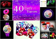 Skye Everest - Girl Paw Combo- 40 Party Favors Combo-Toys Birthday Prizes Patrol