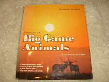 Outdoor Life Treasury Of Big Game Animals by Erwin A. Bauer - 1972