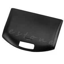 Black Replacement Cover Door Back Battery Case for Sony PSP 1000 1001 Fat New