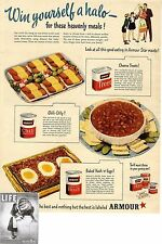 ARMOUR * Corned Beef * US-ADVERTISING 1947