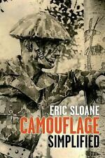 Camouflage Simplified by Eric Sloane (2016, Paperback)