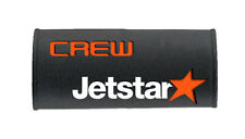 Jetstar CREW Luggage Handle Wraps x 2