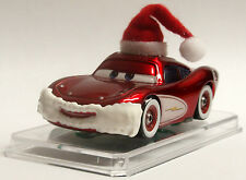 SANTA LIGHTNING MCQUEEN custom christmas disney pixar cars 2 NEW holiday