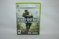 CALL OF DUTY 4 MODERN WARFARE for XBOX 360