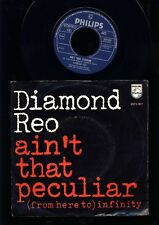 Diamond Reo - Ain`t That Peculiar - Infinity- 7 Inch Vinyl - HOLLAND