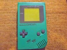 Original Nintendo Gameboy Handheld System TESTED & WORKS!