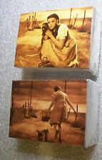 WIZARD of OZ Series 1 & 2    trading card sets     Both Sets of Breygent Cards
