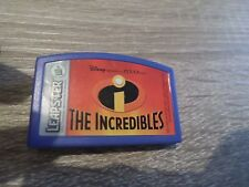 LEAPFROG LEAPSTER 1 2 MAX L- MAX DISNEY THE INCREDIBLES GAME BOYS GIRLS FUN