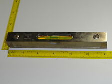 Stanley No.39 1/2 Machinists' Level NOS SW Sweet Hart Heart Nickel Plated Tool