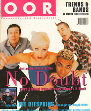 MAGAZINE OOR 1997 nr. 02 - OFFSPRING/RICK WRIGHT (PINK FLOYD)/NO DOUBT